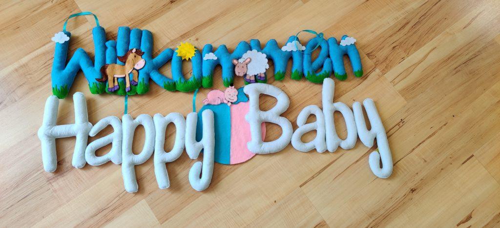 Herzlich willkommen bei Happy Baby in der Relaisstraße 160!
